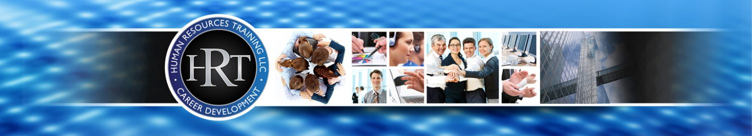 Human Resources Training LLC   Online Certificate Courses